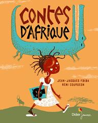 Jean-Jacques Fdida, Contes d'Afrique